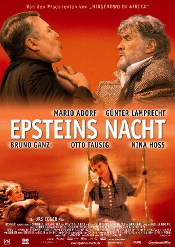 Epsteins Nacht Poster