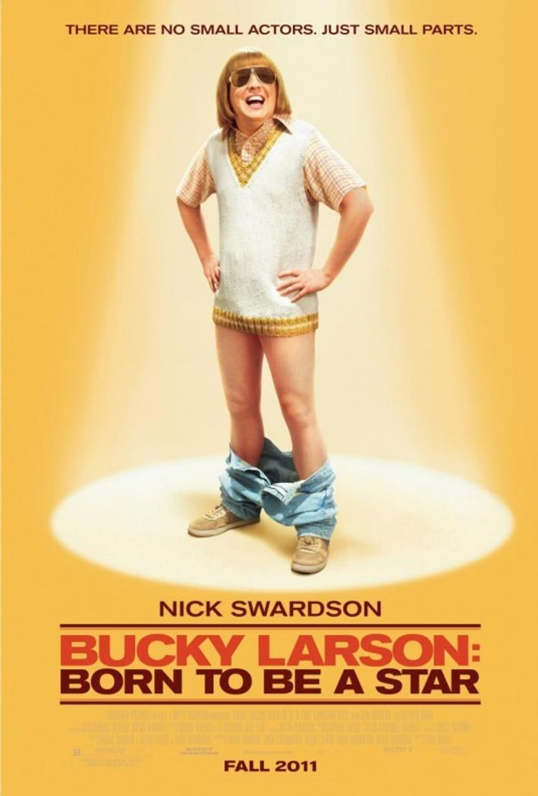 Bucky Larson: Born to Be a Star Poster