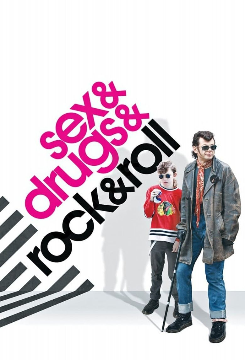 Sex & Drugs & Rock & Roll Poster