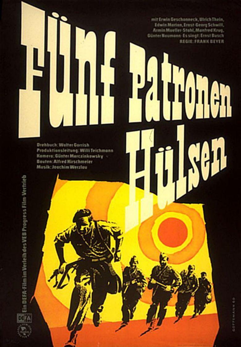 Five Cartridges Poster