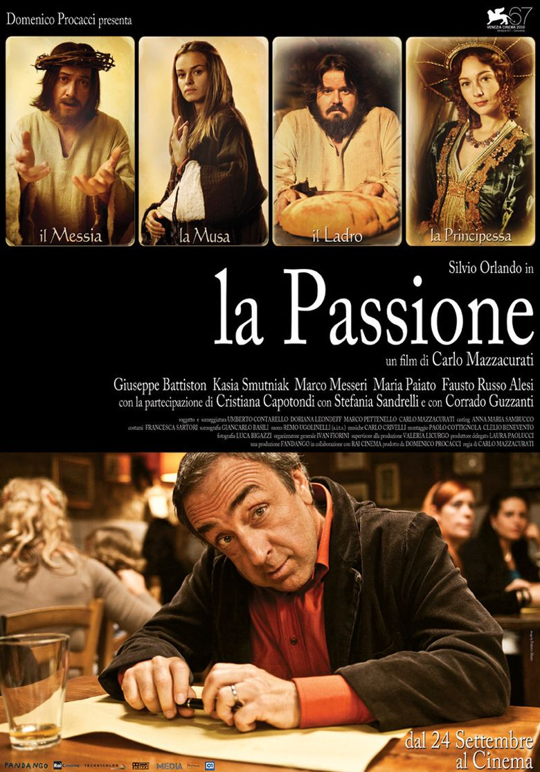 The Passion Poster