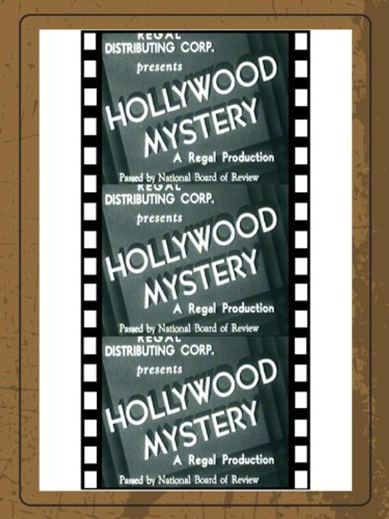 Hollywood Hoodlum Poster