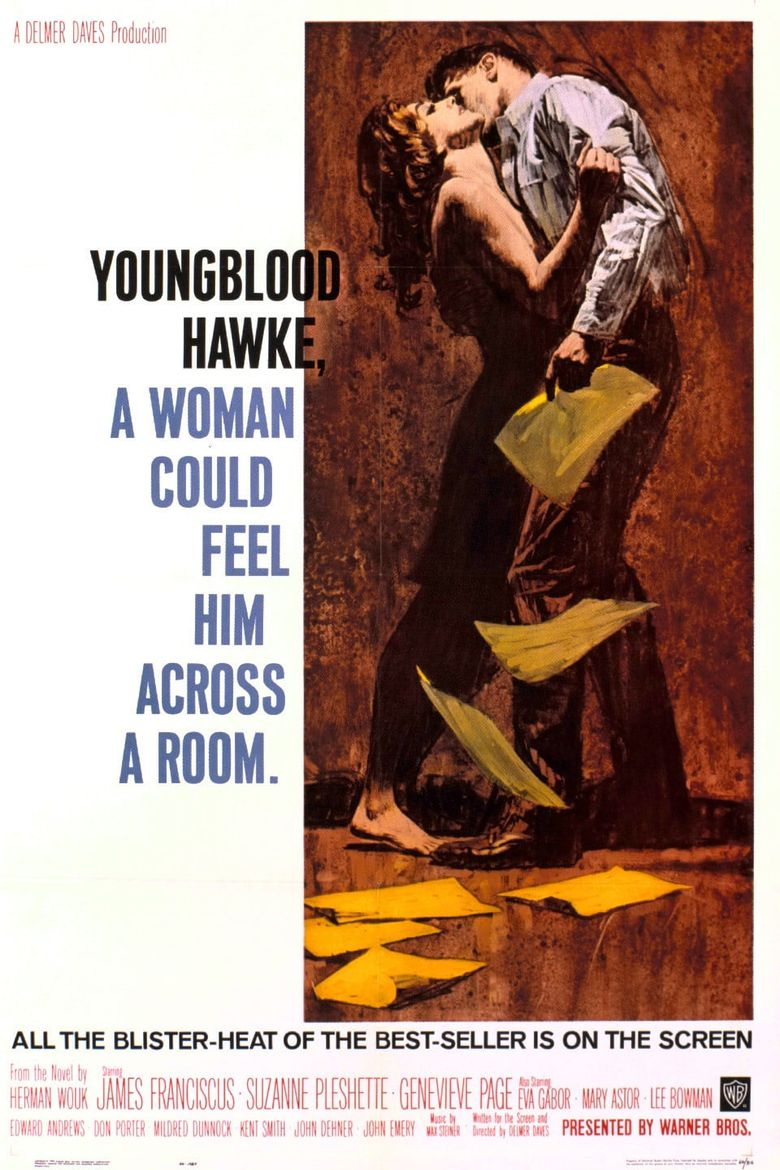 Youngblood Hawke Poster