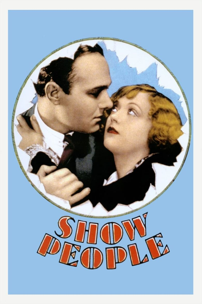 Show People Poster