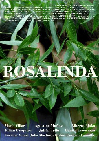Rosalinda Poster