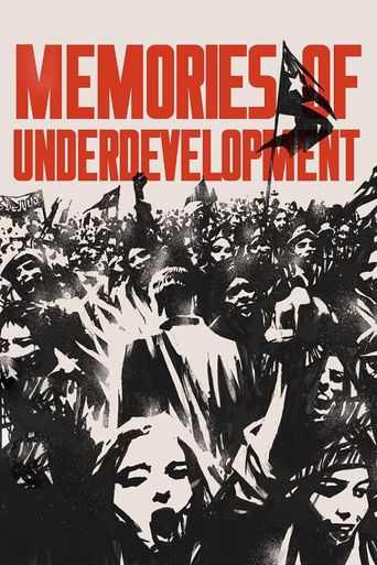 Memories of Underdevelopment Poster