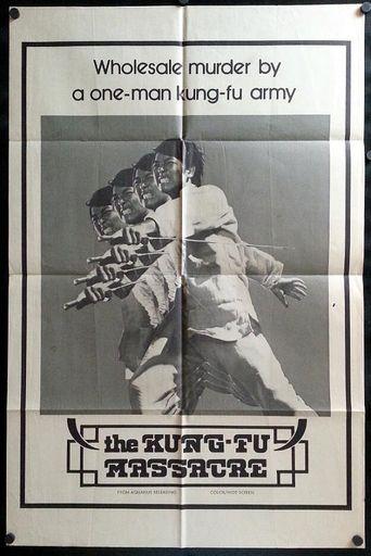 The Big Showdown Poster