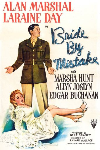 Bride by Mistake Poster