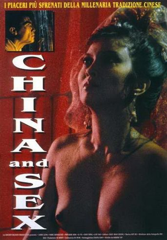 China and Sex Poster