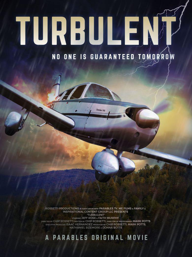 Turbulent Poster