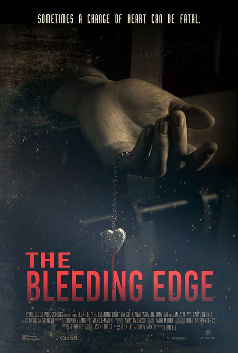 The Bleeding Edge Poster