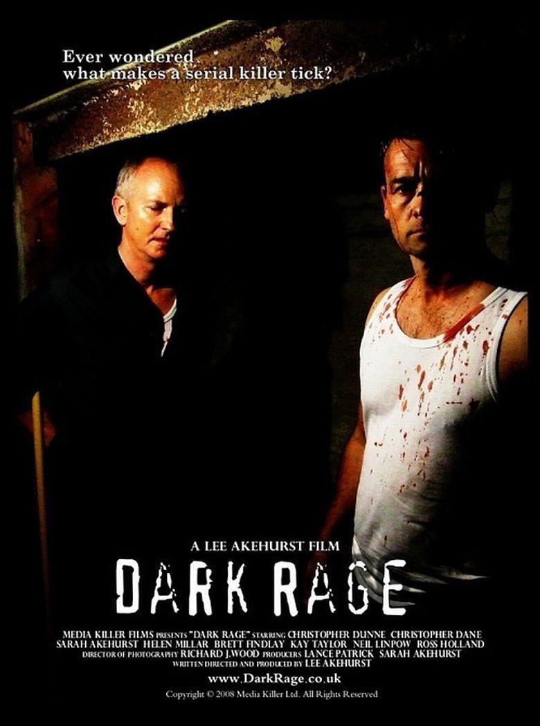 Dark Rage Poster