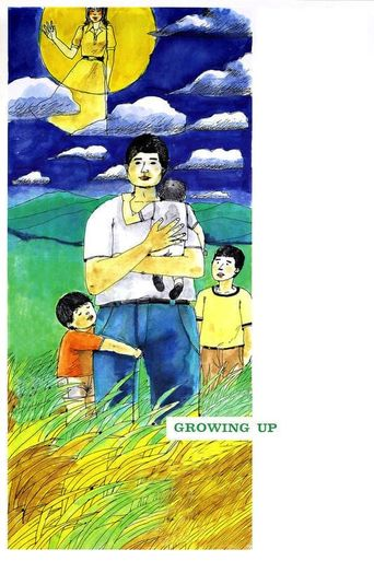 Growing Up Poster