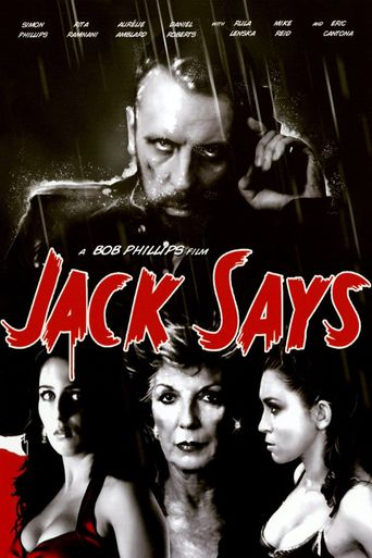 Jack Says Poster