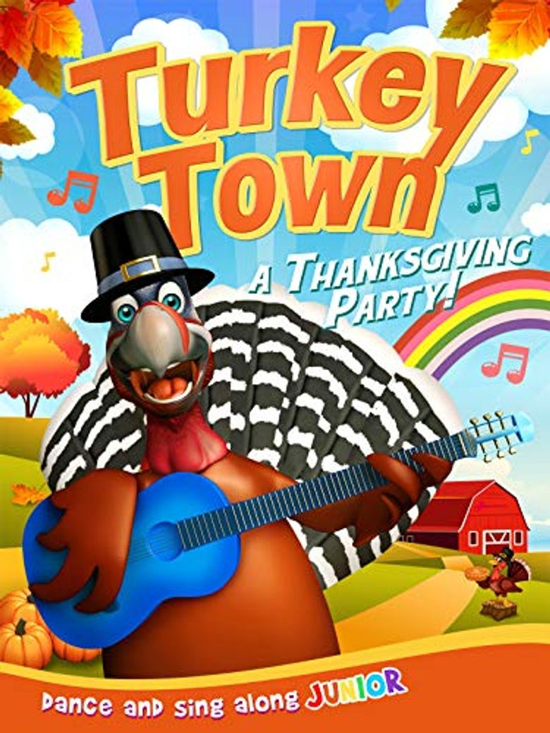 Turkey Town Poster