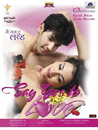 Say Yes to Love Poster