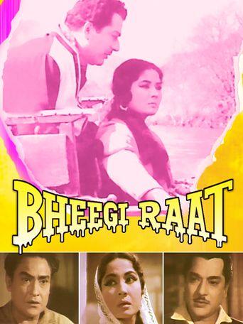 Bheegi Raat Poster