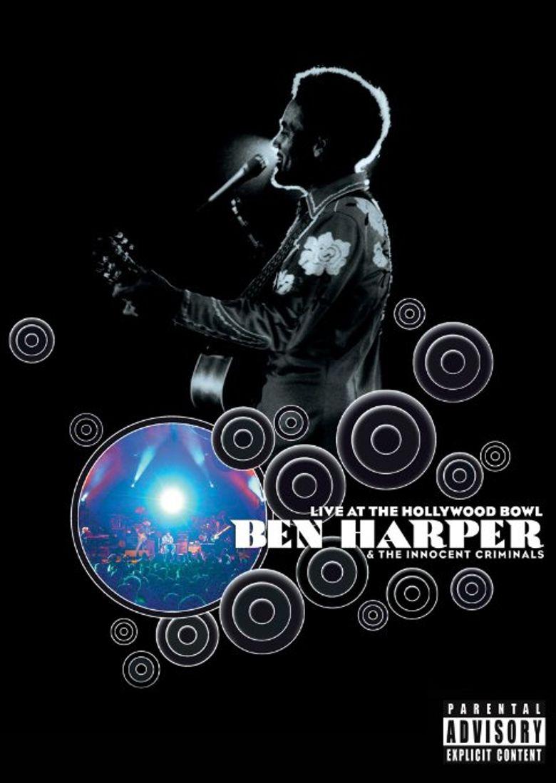 Ben Harper & the Innocent Criminals: Live at the Hollywood Bowl Poster