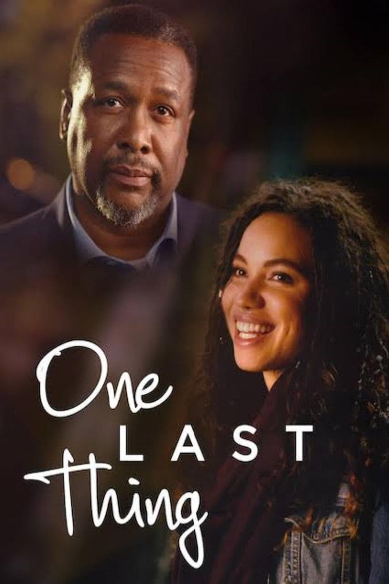 One Last Thing Poster