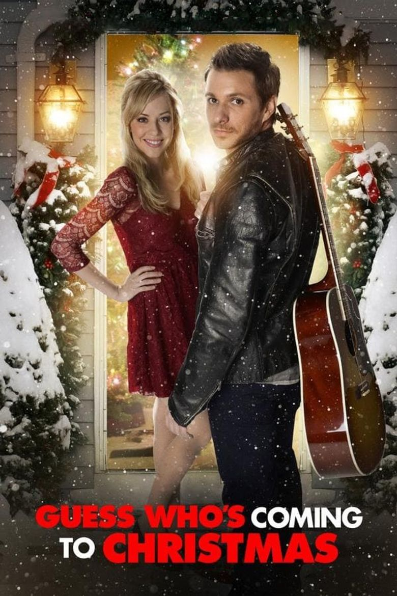 Guess Who's Coming to Christmas Poster