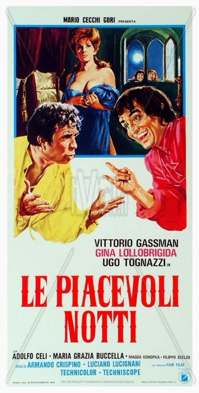 Pleasant Nights Poster