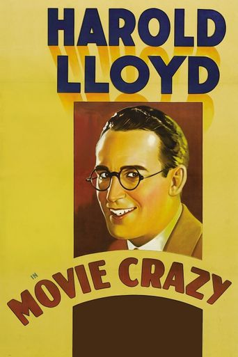 Movie Crazy Poster