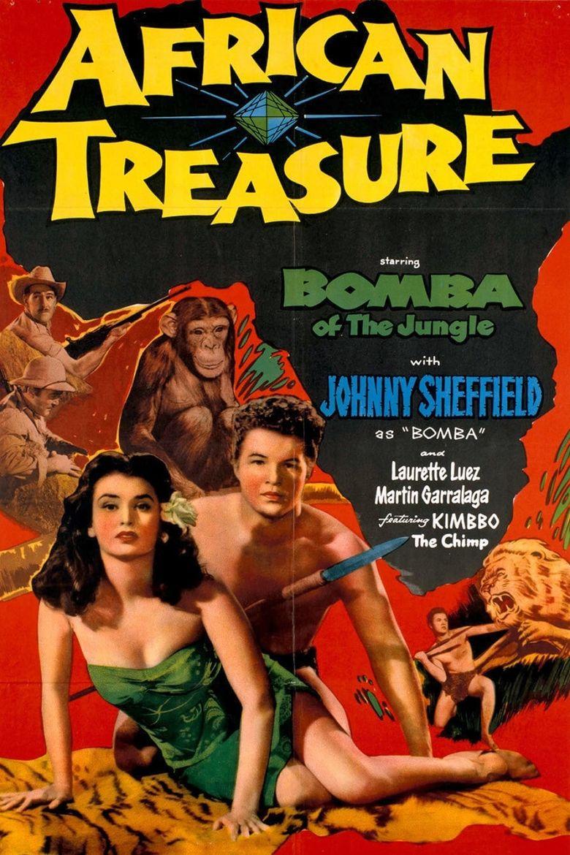 African Treasure Poster