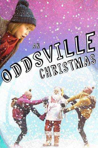Tatu and Patu: An Oddsville Christmas Poster