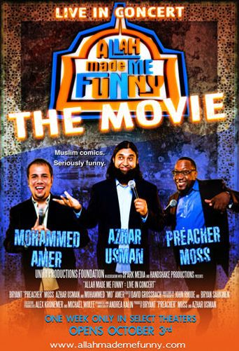 Allah Made Me Funny Poster