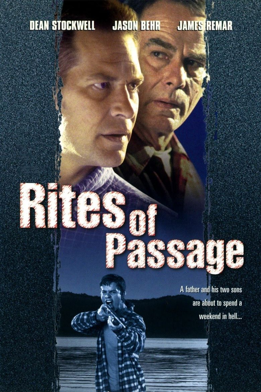 Rites of Passage Poster