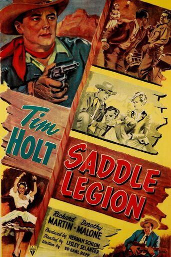 Saddle Legion Poster
