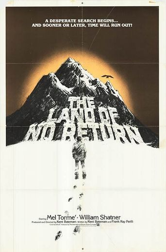 Land of No Return Poster