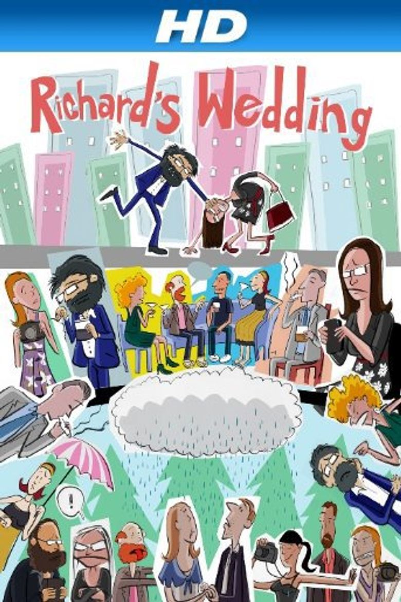 Richard's Wedding Poster