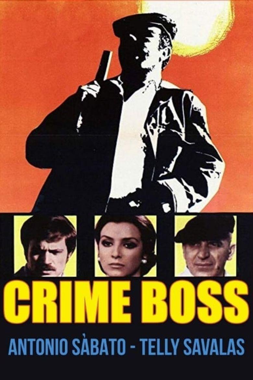 Crime Boss Poster
