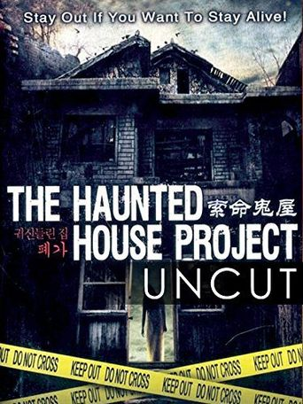 The Haunted House Project Poster