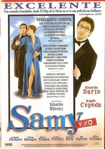 Sammy and Me Poster