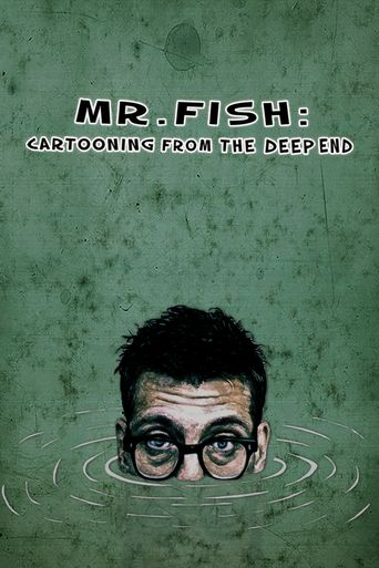Mr. Fish: Cartooning from the Deep End Poster