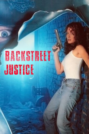 Backstreet Justice Poster
