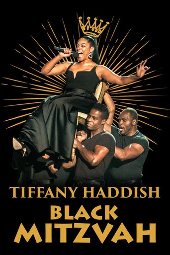 Tiffany Haddish: Black Mitzvah Poster