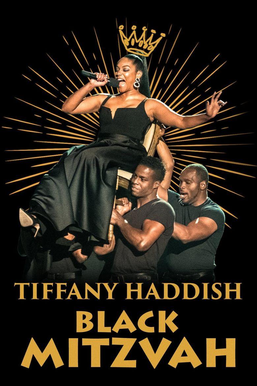 Tiffany Haddish: Black Mitzvah Poster