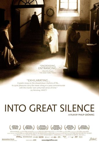 Into Great Silence Poster