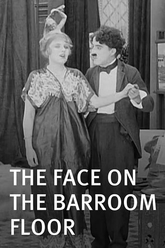 The Face on the Barroom Floor Poster