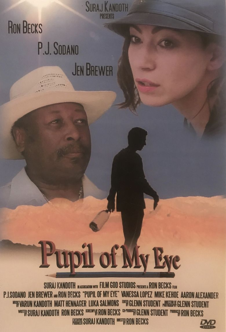 Pupil of My Eye Poster