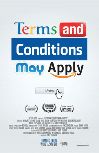 Terms and Conditions May Apply Poster