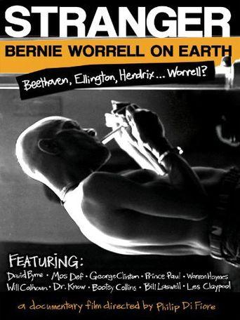 Stranger: Bernie Worrell on Earth Poster
