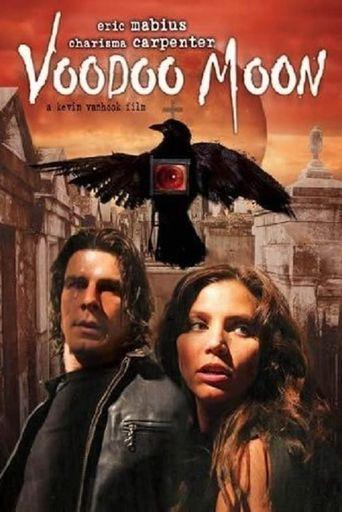 Voodoo Moon Poster