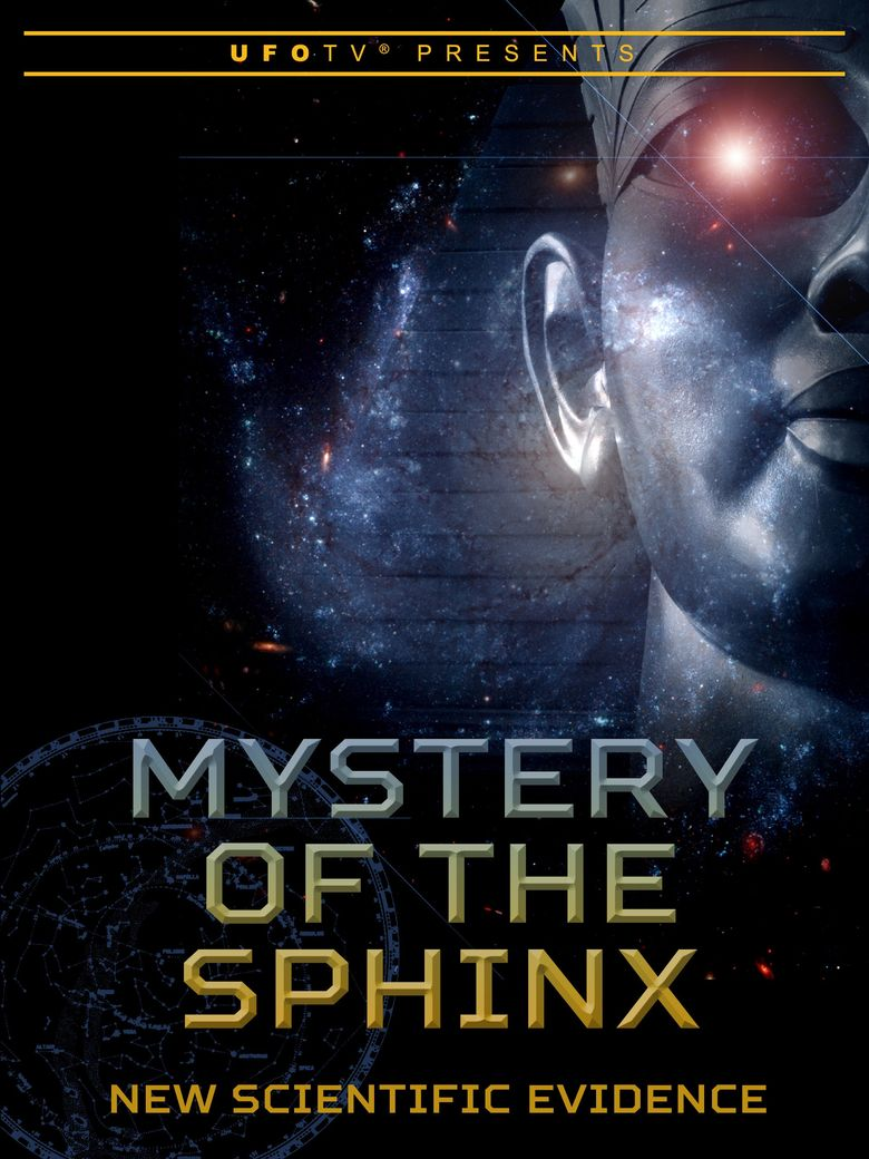 The Mystery of the Sphinx Poster