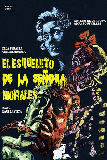 The Skeleton of Mrs. Morales Poster