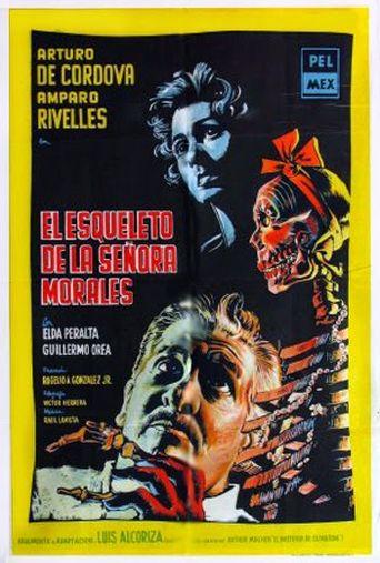 The Skeleton of Mrs. Morales Poster