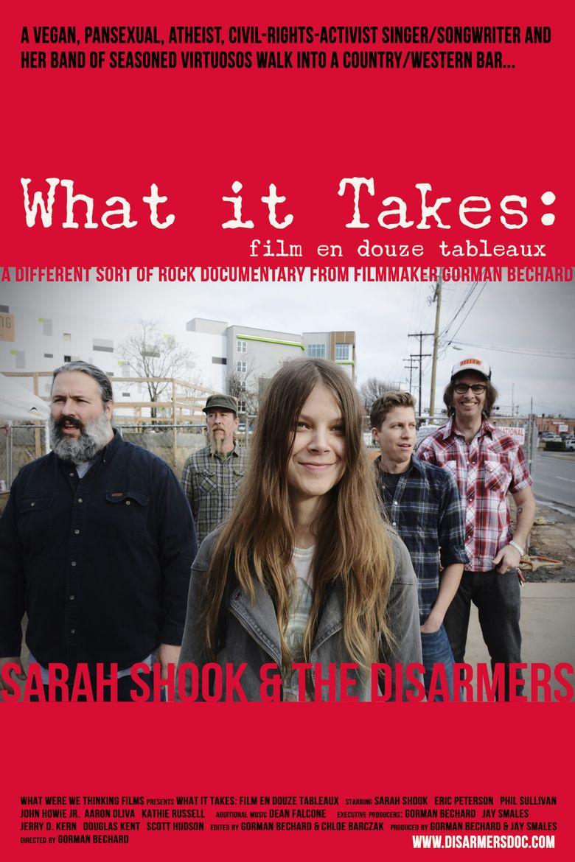 What It Takes: Film en Douze Tableaux Poster